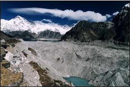 Everest Base Camp Gokyo Trekking Route